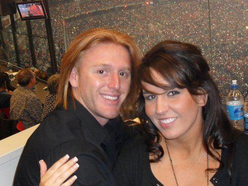 Heath Slater & his wife Stephanie Jean | WWE & TNA Family ...