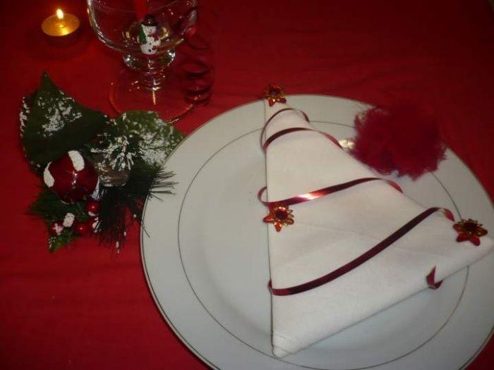 60 besten bildern zu servietten &tischdeko auf pinterest - Serviette Falten Weihnachten