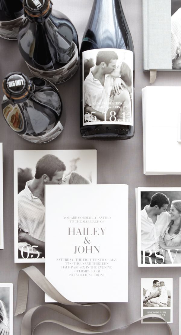 DIY Custom Photo Wedding Suite