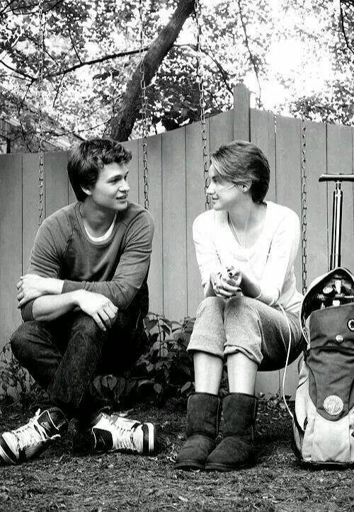 Hazel & Augustus.