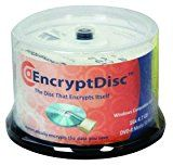 Rocky Mountain Ram Llc Encryptdisc Self Burning Optical Media D