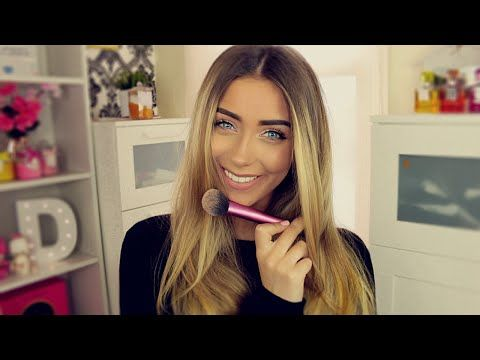 Everyday Drugstore Makeup Routine for Beginners! | Danielle Mansutti - YouTube