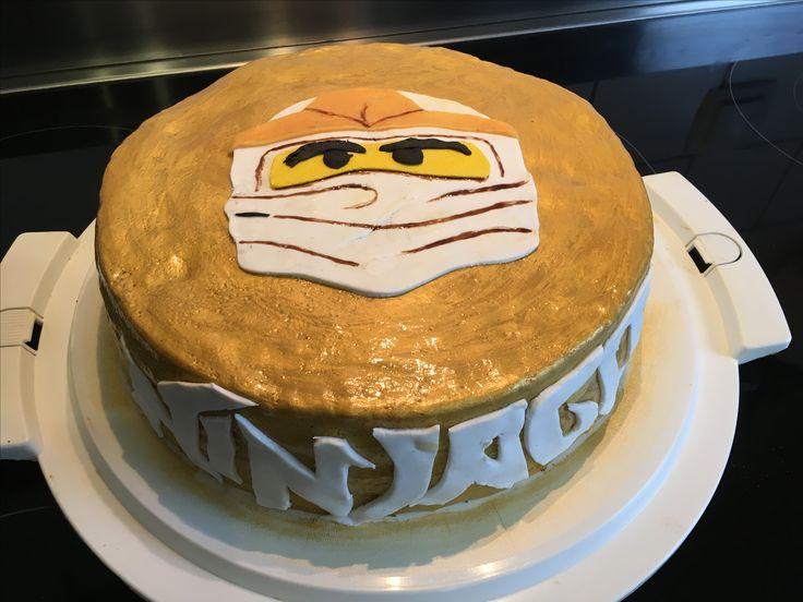 Die besten 25+ Lego Ninjago Kuchen Ideen auf Pinterest ...