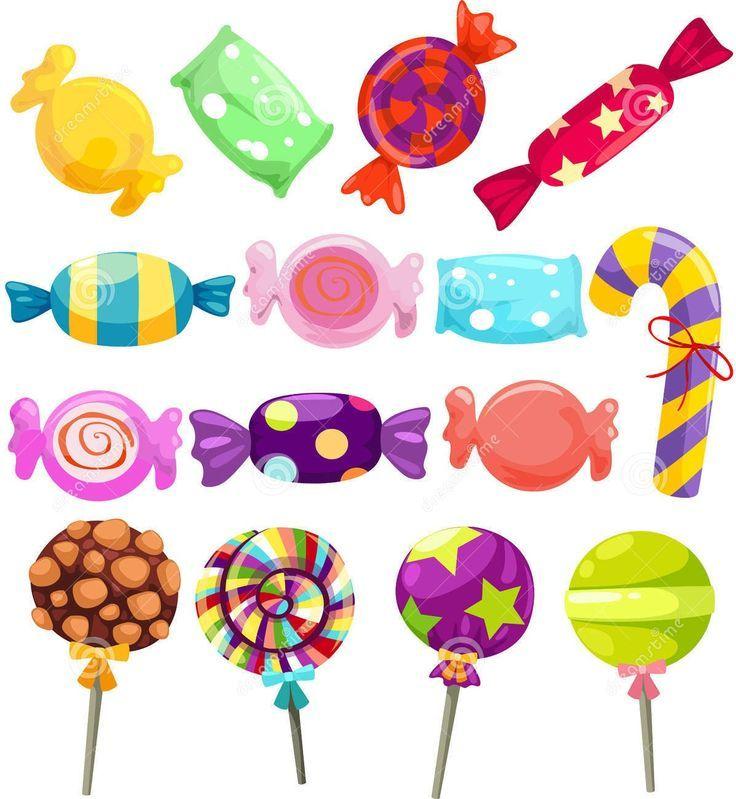 Candy Confites Candy Caramelos Dibujos Dibujos De Cupcakes Tierra De Dulces