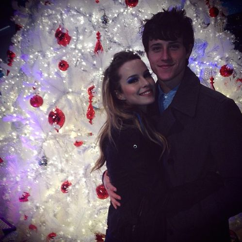 Bridgit Mendler and Shane Harper, one of my favorite couples.