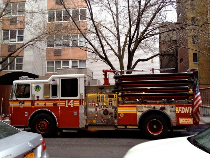 Fire Department Tours Nyc