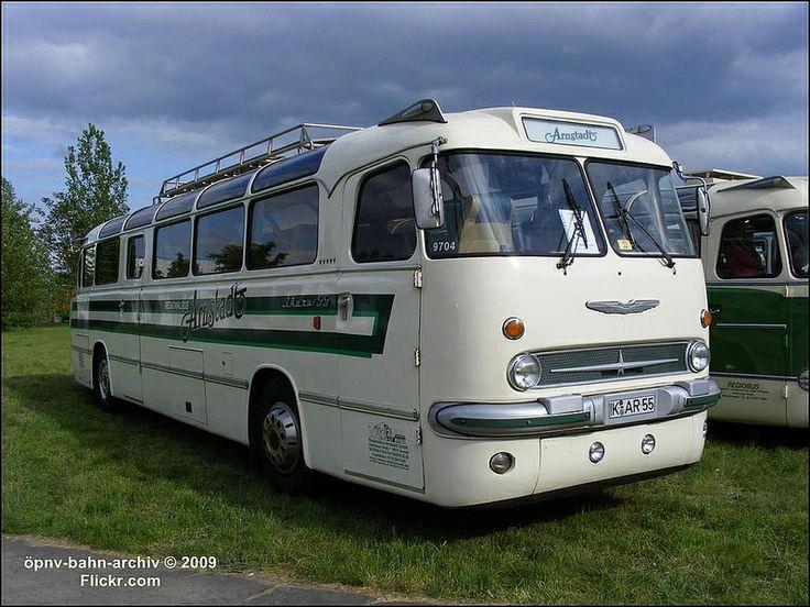 Bus 9704 Ikarus 55.62 Arnstadt __ #Ikarus #Hungary