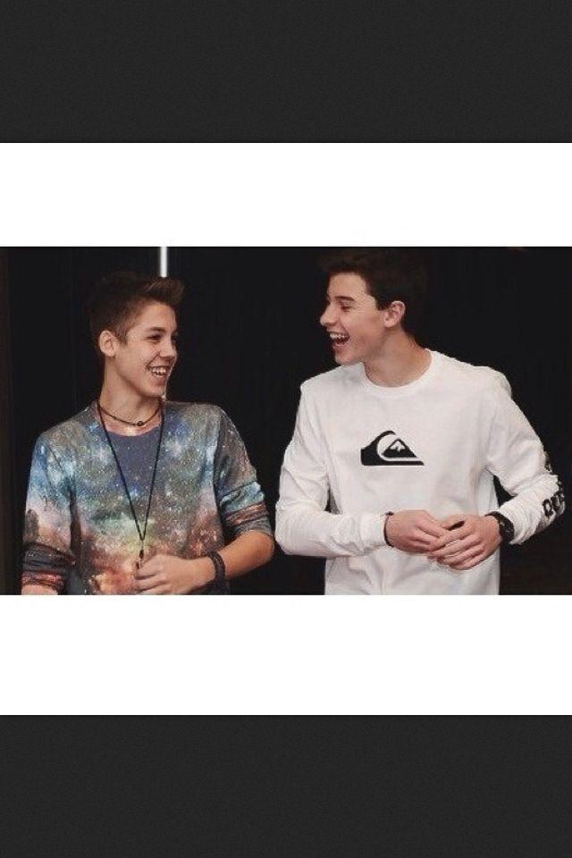 Matt espinosa and shawn Mendes