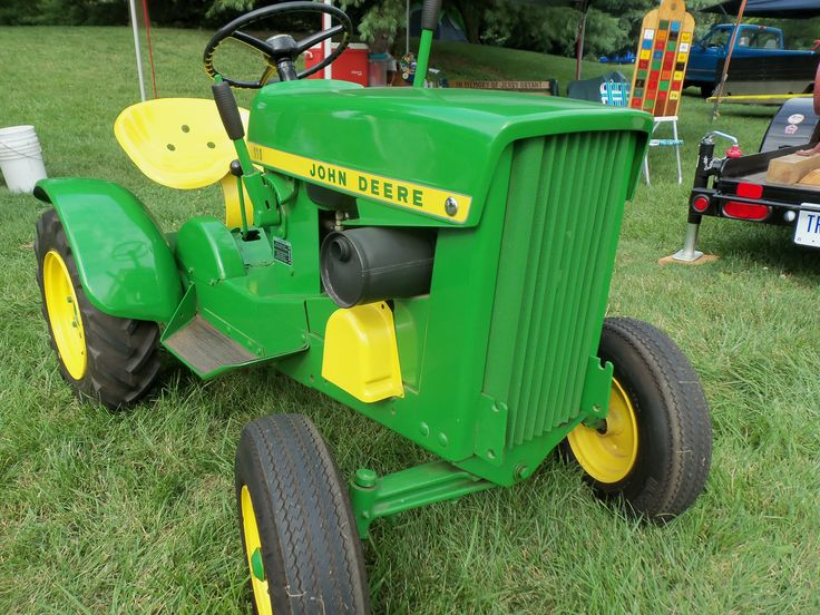 165 besten john deere garden lawn bilder auf pinterest rasen rasenm her und hobby farmen. Black Bedroom Furniture Sets. Home Design Ideas