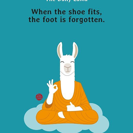 The Daily Lama, Zen Quote