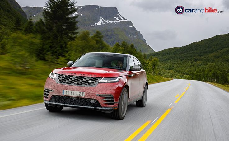 Range Rover Velar Launched In India; Prices Start At  78.83 Lakh - NDTVAuto.com #757Live