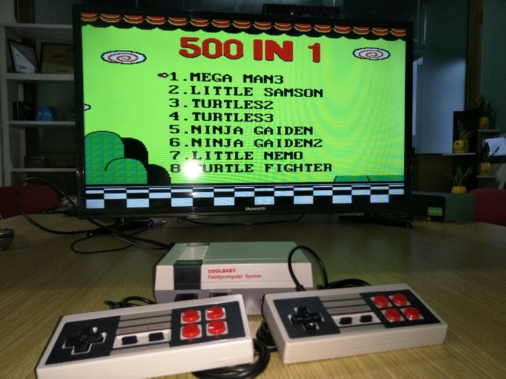 NES 500 game console  500games built in with HDMI   http://sbird.xyz/n0MeTv  #wechip #nes500 #gameconsole #HDMI #android #joystick