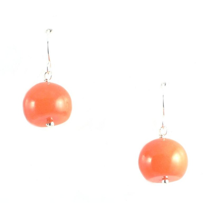 Lola Rose Fox Apricot Quartzite Earrings
