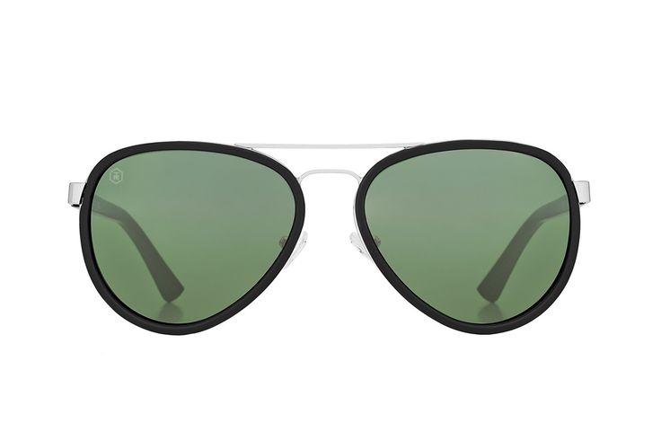 Shop the Voyager Klien, Luxury Sunglasses, from Taylor Morris Eyewear.