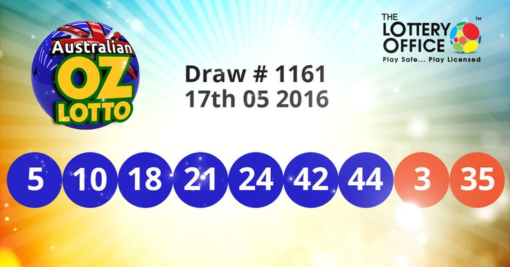 Australian Oz Lotto winning numbers results are here. Next Jackpot: $40 million #lotto #lottery #loteria #LotteryResults #LotteryOffice