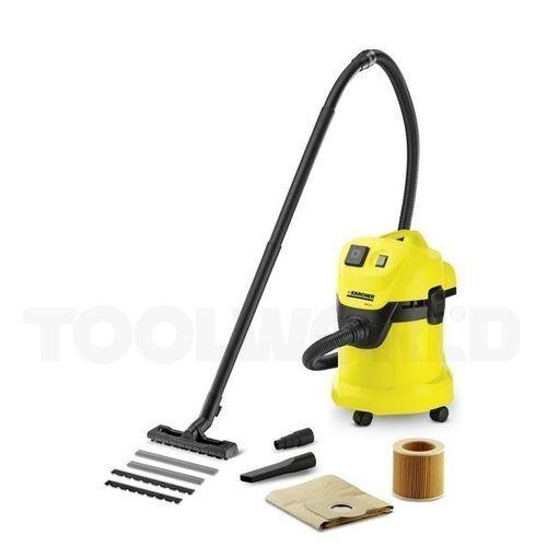 Køb Kärcher WD 3 P Vådstøvsuger, 17 liter   til bil og sofa :)