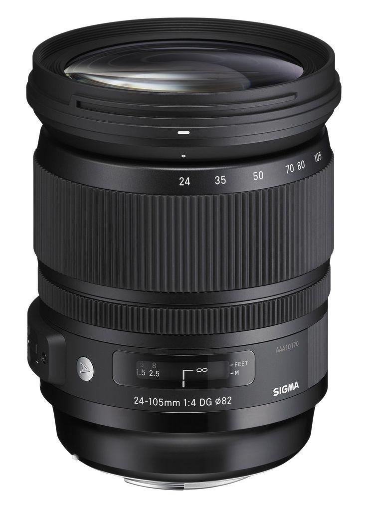24-105mm F4 DG (OS)* HSM   A