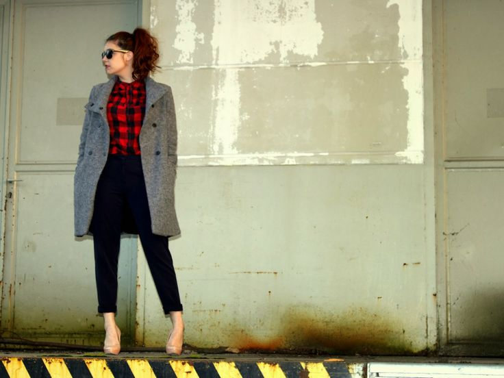 From N. with fashion: MY ZARA COAT