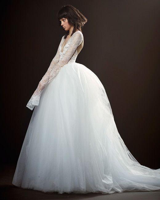 Vera Wang 2018 Wedding Dress Collection Vera Wang Bridal Wedding Dresses Vera Wang Vera Wang Wedding Gowns