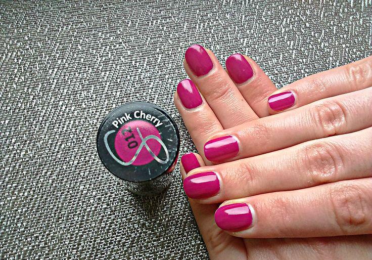 Semilac 012 Pink Cherry