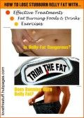How to Lose Stubborn Ok Fat Naturally