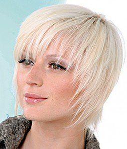 Модели стрижек для редких волос 5