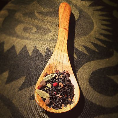 Infusion Tea has a wide selection of custom organic loose leaf tea. They'll be bringing them to our market!