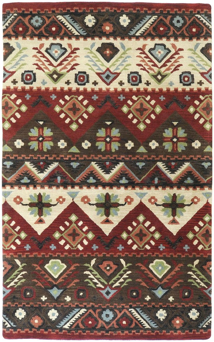 9 best southwestern style decorating images on pinterest for Southwestern flooring