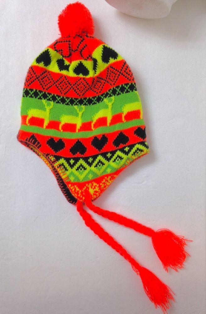 Peru American Flag Men Women Knitted Hat Soft Fleece Beanie Hat