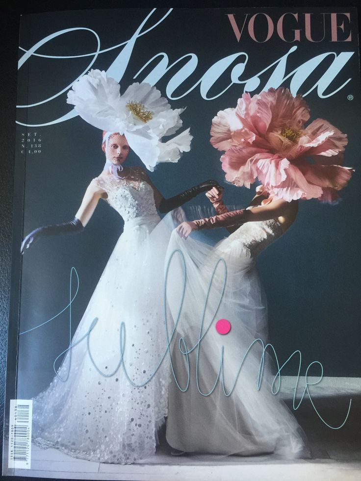 we are on Vogue Sposa! september 2016 #weddinginspiration #marinacmilano