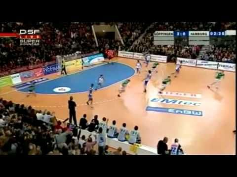 best handball tricks