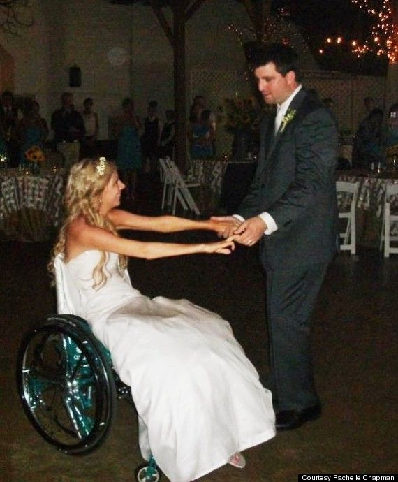 Rachelle Friedman, Bride Paralyzed On Bachelorette Trip, On Embracing Her Disability By Rachelle Friedman, The Mobility Resource  Posted: 06/10/2013 http://www.huffingtonpost.com/2013/06/10/paralyzed-bride-rachelle-friedman_n_3415912.html?utm_hp_ref=email_share
