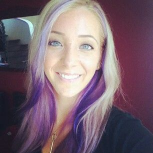 jenna marbles hair styles marbles purple hair hairdo purple 3140 | b2b79eed31f8aaee86c3ccd1818caff4 streaks in hair purple streaks