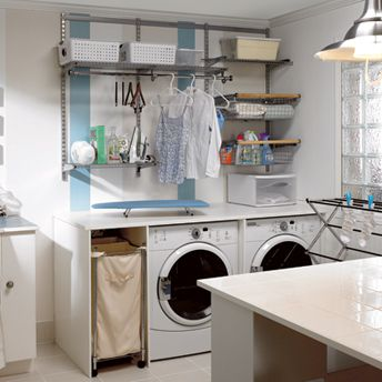 solution rangement salle de lavage - Recherche Google