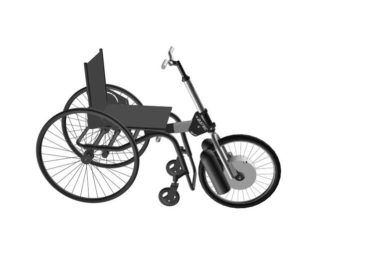 #InsideBatec ¿Por qué los handbikes Batec son como son? / Why are Batec handbikes the way they are?