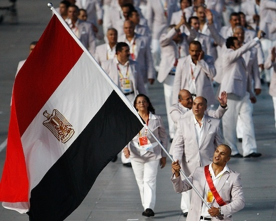 #Egypt Olympic Team 2012