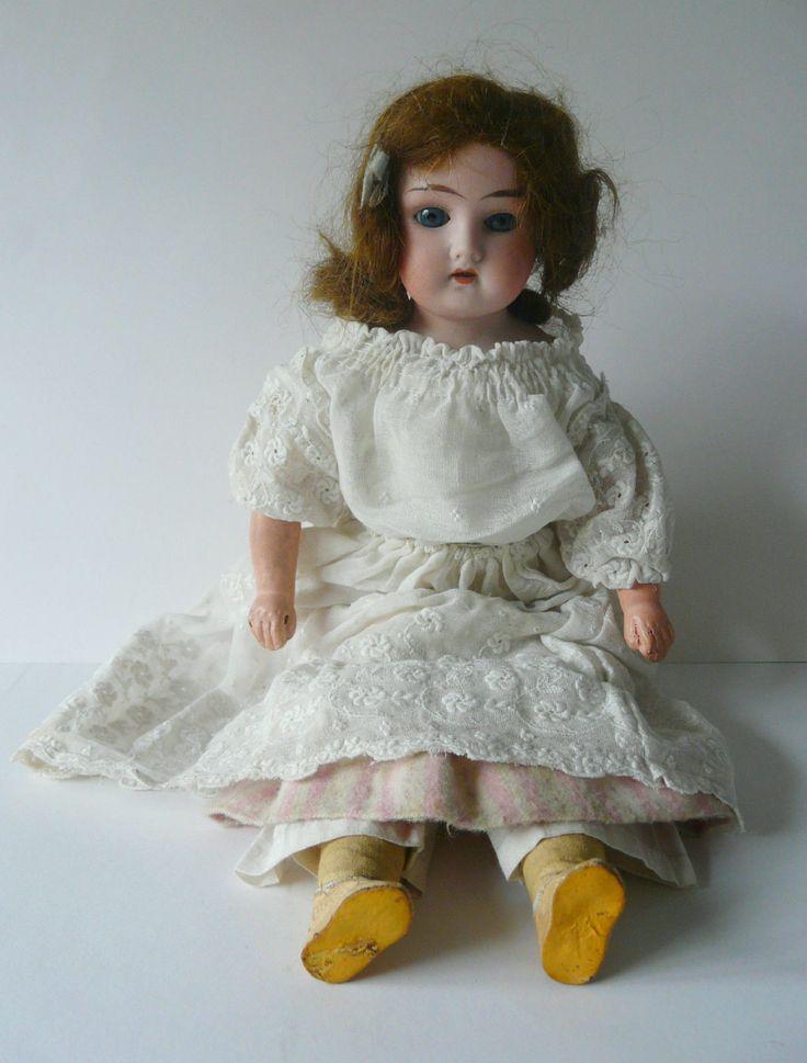 Antique dolls in ebay