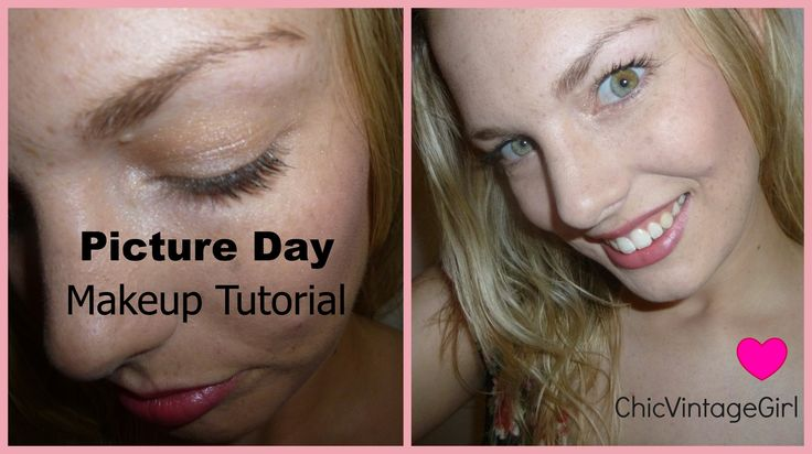 Back to School Picture Day Hair & Makeup Tutorial. :) Keeping it simple and sweet. http://www.youtube.com/watch?v=0F410os77jU #backtoschool #pictureday #makeup #tutorial #makeuptutorial #simplemakeup #beauty