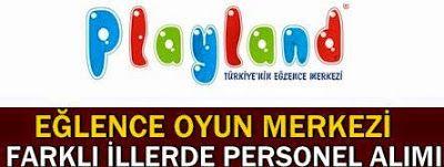 Playland İş İlanları İş Başvurusu http://www.isbasvurusu.org/2015/05/playland-is-ilanlari-is-basvurusu.html