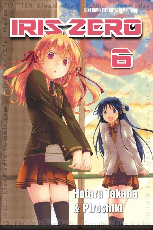 #BukuBaru Segera Terbit:  Suatu hari, Toru bertemu dengan seorang gadis yang bisa melihat probabilitas bernama Rei Hoshimiya. Dia mencari sesuatu dan melihat Toru memiliki peluang 100% untuk menemukannya apa yang sedang dicarinya! Apa maksud dari angka tersebut?  IRIS ZERO vol.  06  http://ow.ly/QQpEb Harga: 20,000  #ElexMedia #buku #fiksi #komik