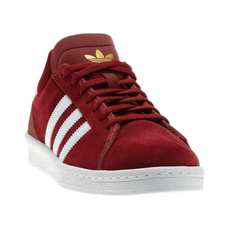 adidas Originals - Campus AS Cardinal Red/Metallic Gold/Running White
