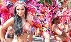Visit #SaintLucia during their annual #carnival to experience a rich display of Saint Lucian culture. https://www.caribbeanbluebook.com/members/79/saint-lucia-tourist-board/events/294/st-lucia-carnival.html?utm_content=buffer6c9ba&utm_medium=social&utm_source=pinterest.com&utm_campaign=buffer #Caribbean #Hotel #Vacation #Travel #Tourism