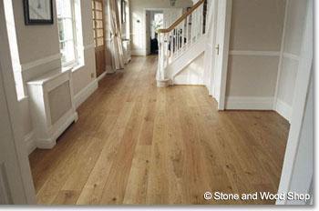 21mm Rustic Grade Engineered Oak