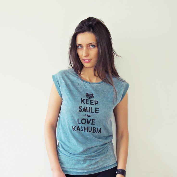 """Keep Smile & Love Kashubia"""""""