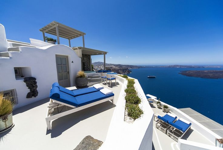 One of our gorgeous Caldera Suites with private outdoor jetted pool...
