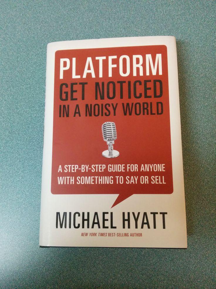 A great book from Michael Hyatt