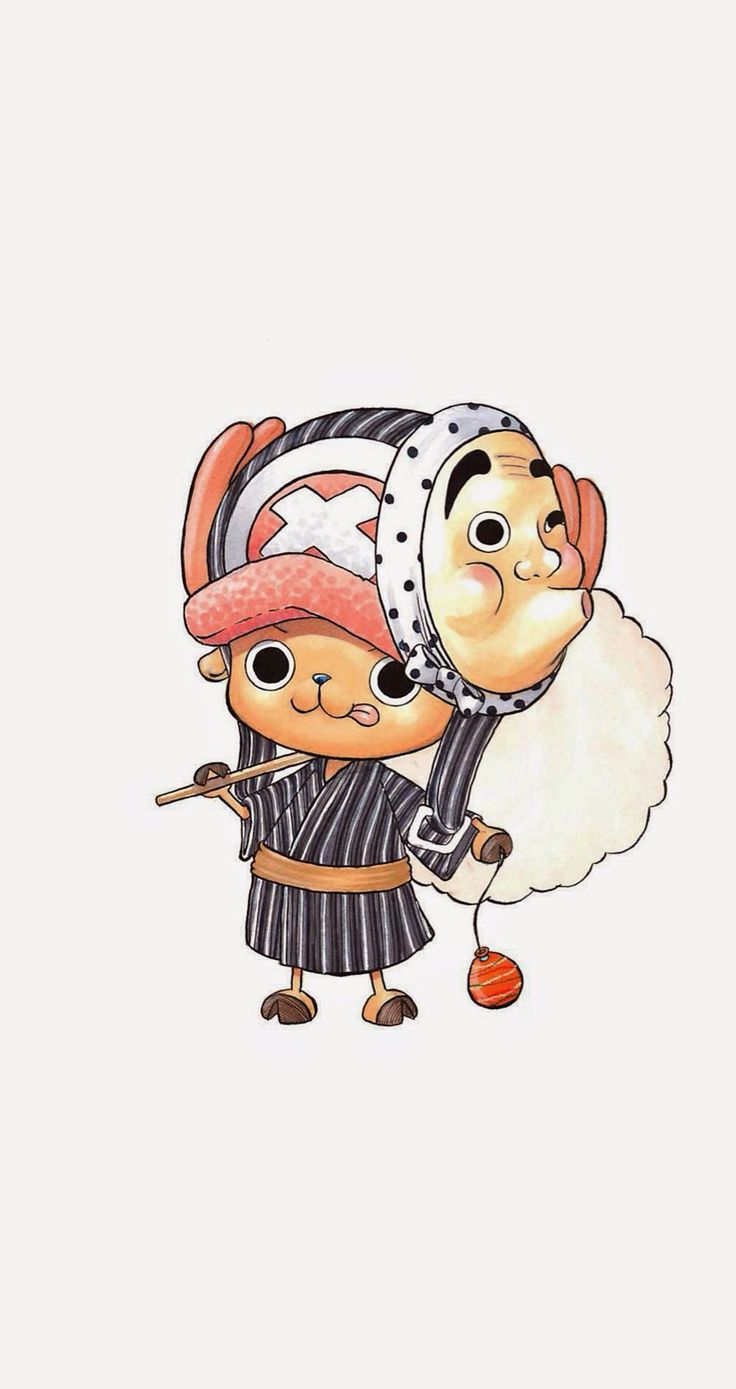Bon Odori ^^  Tap to see more Tony Tony Chopper Cosplay Wallpapers. One Piece manga/anime wallpapers for iPhone 5/5S, iPhone 6 & 6 Plus #anime #manga #cartoon