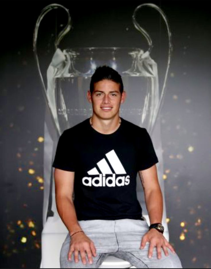 James Champions League 11.5.15