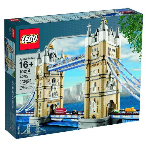LEGO Tower Bridge 10214 - Current price: USD $281.18 - Price history and alert - #Toys, #ToysAndGames, #LEGOCities