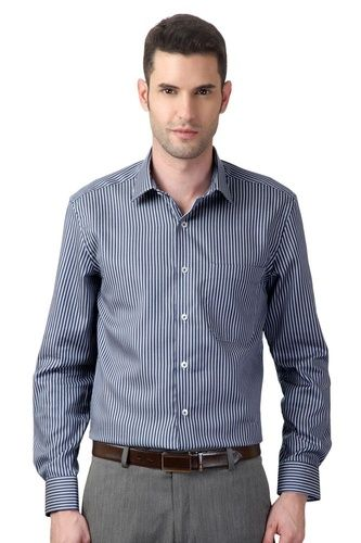 1000+ images about men's office wear on Pinterest | Poplin ... Louis Philippe Formal Shirts